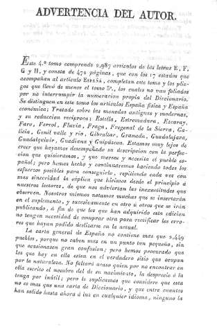 Advertencia del autor